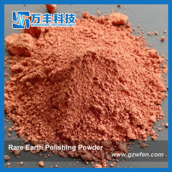 Rare Earth Cerium Oxide Polishing Powder for Marble pictures & photos