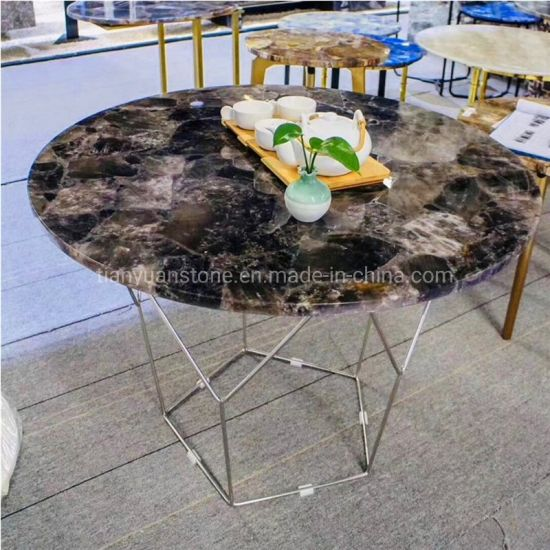 China Home Furniture 48inch Round, 48 Round Marble Table Top