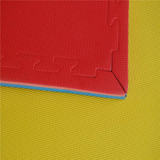 1m*1m New Design EVA Karate Used Tatami Manufacturers Judo Mats