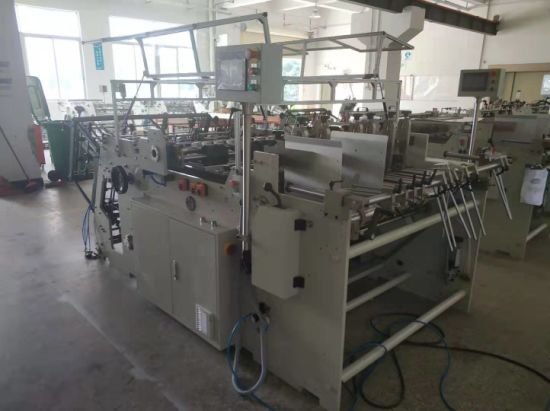 Full Automatic Carton Erecting Forming Machine
