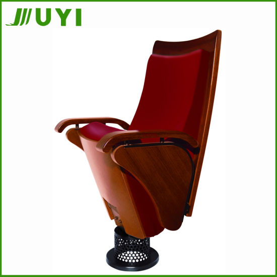 China Jy-901 Waiting Conference Folding Cover Fabric Theater Chair