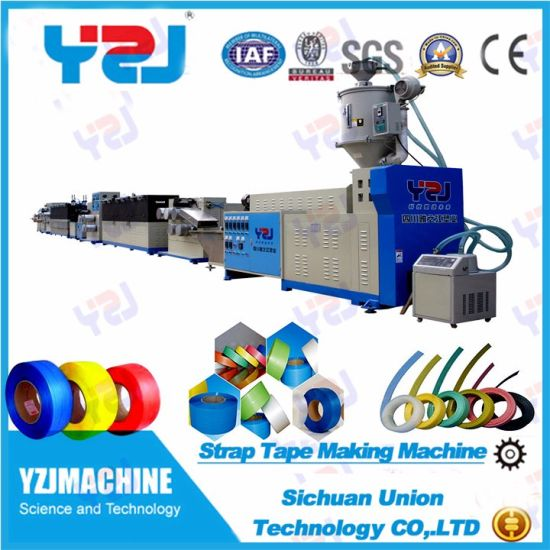 Cheap PP Strapping Band Making Machine pictures & photos