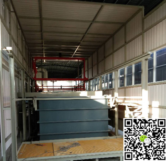 Pickling/Electro Hot DIP Galvanized Zinc Electroplating Production  Line/Gold Silver Copper Tin Chrome Nickle Coating Electro Plating Machine