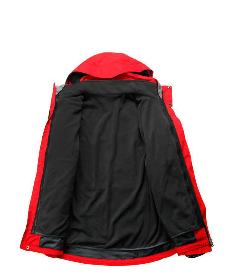 Windproof Waterproof Warm Jackets for Men and Women pictures & photos