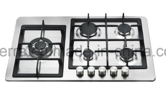 2016 Hot Selling High Quality Gas Cooktop Gas Stove Jzs75009 pictures & photos
