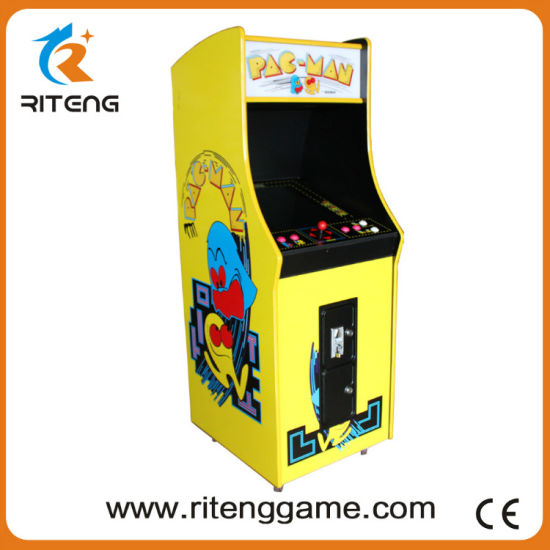 Retro PAC Man 60 in 1 Upright Arcade Game for 2 Players