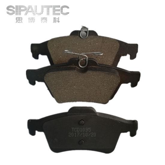 Brake Pad D1095 For Ford Focus /Mazda 3/Volvo C70, S40, V50