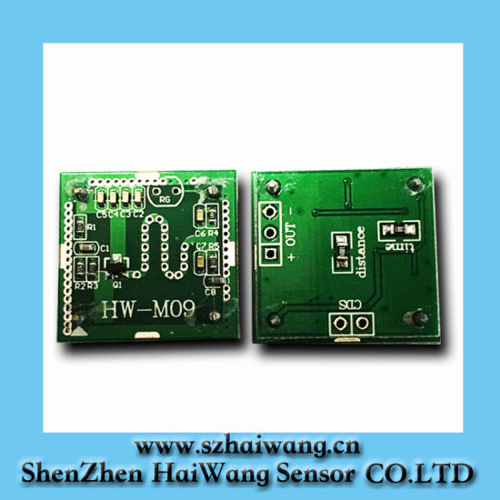 Factory Price 10.525GHz Microwave Sensor Module (HW-M09) pictures & photos