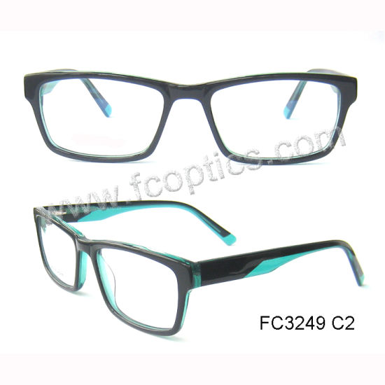 aefdc94b249 China Hot Sale Acetate Optical Frame for Unisex Eyewear - China ...
