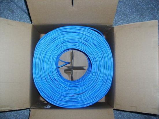 UTP Cat 6 Network Cable pictures & photos