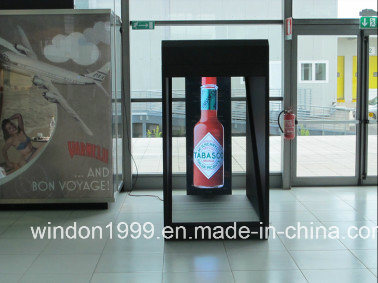 Holocube 3D Holographic Advertising Equipment