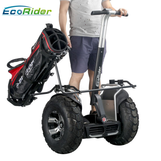 70km Long Range Two Wheel Electric Golf Cart Scooters Pictures Photos