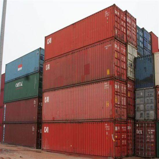 Ocean Shipping for Second Hand Container, Container Office House pictures & photos