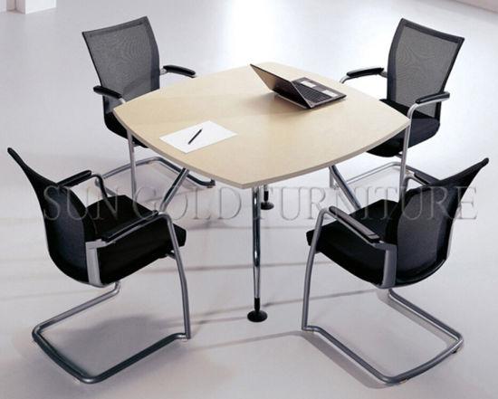 China Mini Small Square Conference Table Meeting Table Coffee Table - Small square office table
