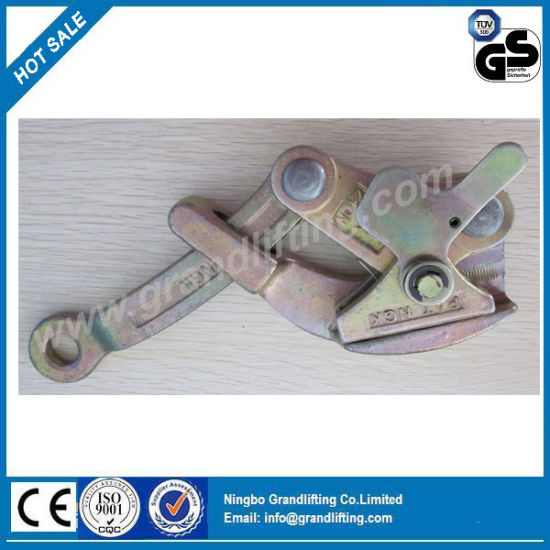 China 0.5-3t Cable Grip/ Wire Rope Grip - China Wire Rope Grip ...