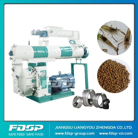 Chicken Feed Pellet Making Machine with Ring Die pictures & photos