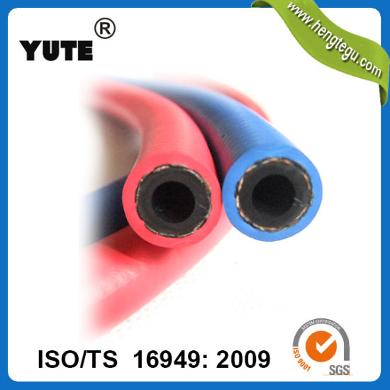 PRO-Yute EPDM Rubber Compressor Rubber Air Hose (3/8 inch)