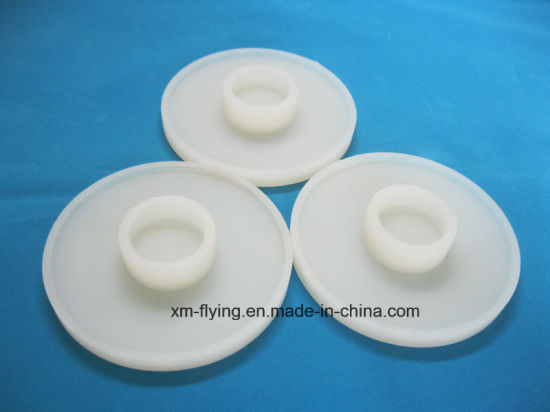 Custom Dustproof Silicone High Temperature Silicone Rubber Protective Plugs for Metal Equipment pictures & photos
