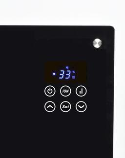 Home Electric Heaters Remote Control Wall Mounted Panel Heater pictures & photos