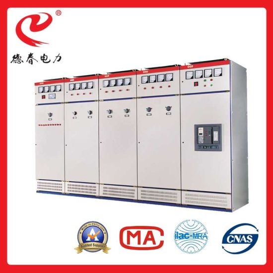 Distribution System Power Equipment Low Voltage Switchgear Ggd