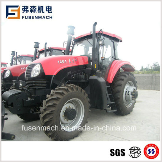 160HP Four Wheel Drive Agricultural Tractor