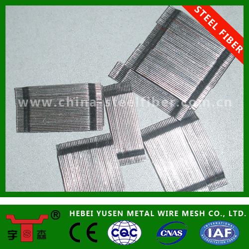 Made in China Hooked Ends Glued Steel Fiber pictures & photos