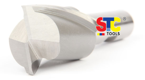 High Speed Steel (HSS) Taper Shank Keyway Cutter pictures & photos