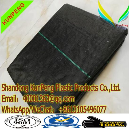 Supply Needle Punched Ground Cover with Fiber Layer 160-230GSM