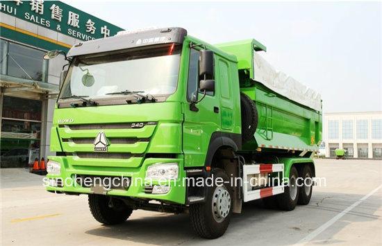 HOWO A7 336HP LHD 6X4 10 Wheel Dump Truck Tipper Truck