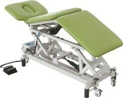 Physiotherapy Table Treatment Table Physical Therapy Bed pictures & photos