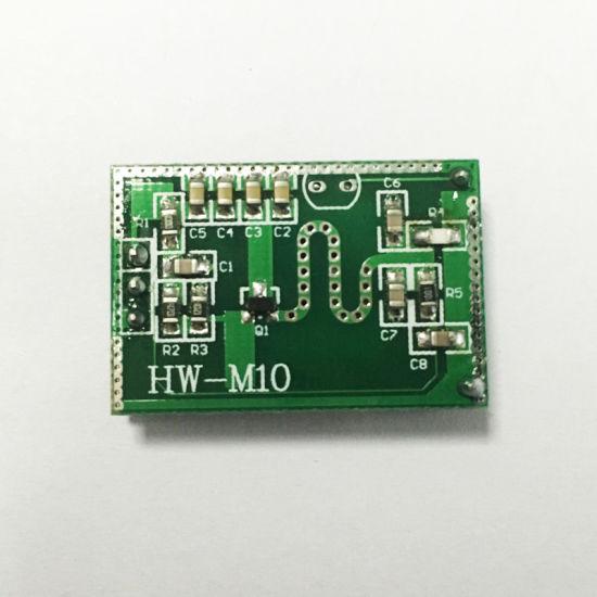 Microwave Motion Sensor Module Radar