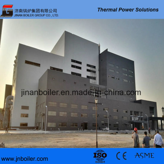 China Domestic Garbage Waste Incineration Boiler for Power Plant ...