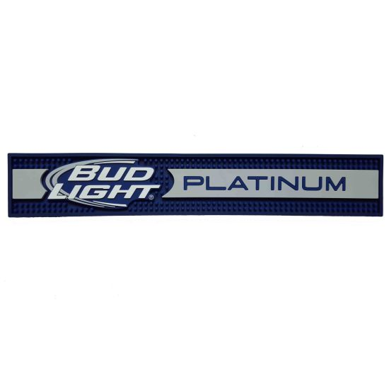 china embossed logo soft promotion pvc bar mat china bar mat bar