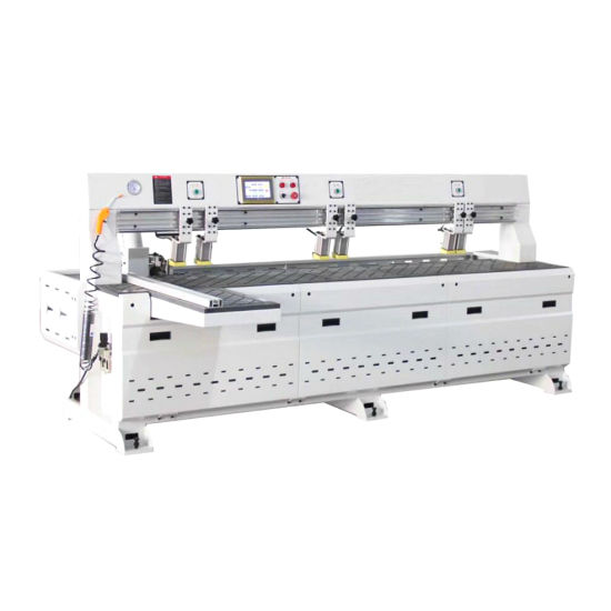 Woodworking CNC Side Drilling Machine