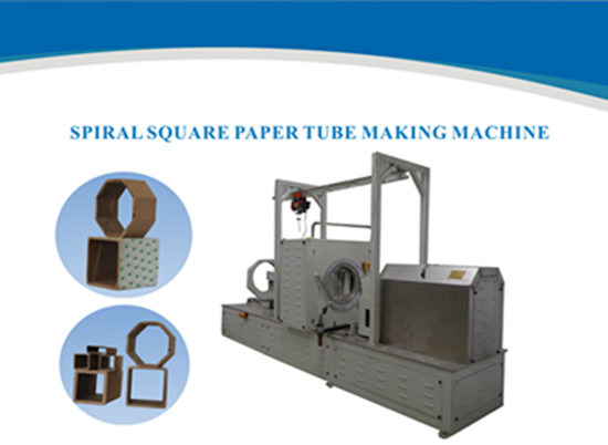 Automatic Spiral Paper Tube Winder Making Machine pictures & photos