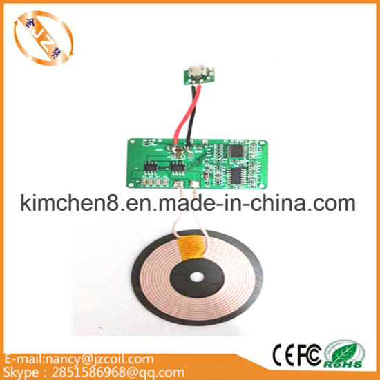Tx-Coil with Circuit Board/Tx-Coil with PCBA / Transmitter Uses