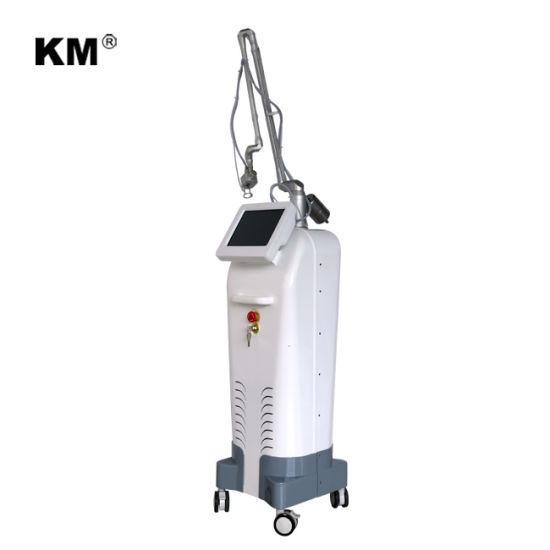 40W Fractional CO2 Laser for Vaginal Rejuvenation Scar Removal RF Drive