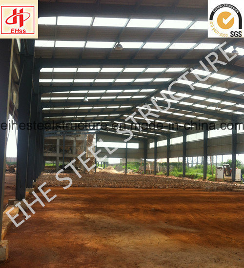 Economic Pre Engineering Steel Structure Warehouse pictures & photos