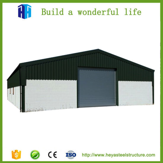 Prefabricated Steel Structure Warehouse Construction Drawings Costs  Philippines