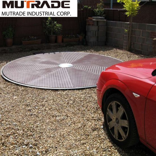 Direct Drive Car Parking Turntable Rotating Platform pictures & photos
