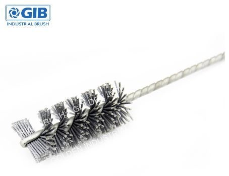 Abrasive Nylon Tube Brush, Polishing Brush, Diameter 28mm pictures & photos
