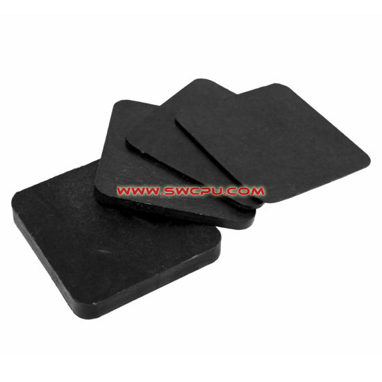 Factory OEM Heat Resistant Rubber Sheet Pad Cup Mat / Silicone Coaster pictures & photos