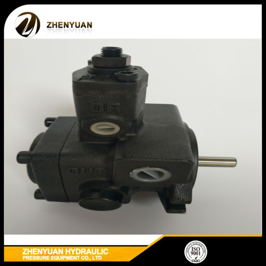 Pvf-30-20/35/55/70-10s Taiwan Anson Oil Variable Vane Pump