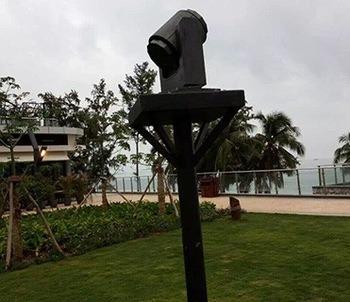 China 440W IP54 Rainproof Outdoor Beam Light - China 440W