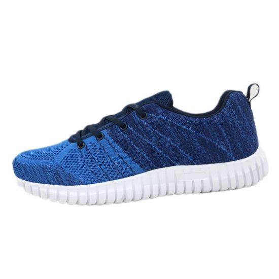 Fashion Flynit Upper Discount Good Running Shoes for Men pictures & photos