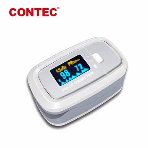 Contec Cms50d1 Finger Pulse Oximeter OLED Display