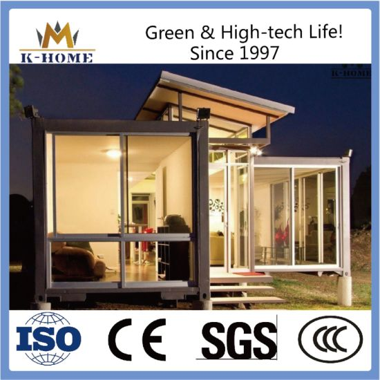 Beautiful Container House with Factory Price