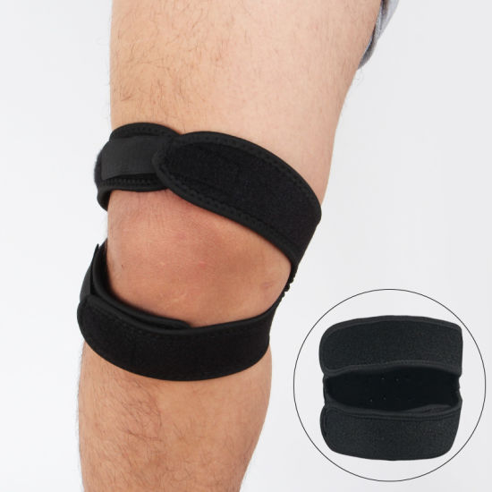 Sports Compression Patella Band Knee Support Pads Compression Sleeve Knee Brace