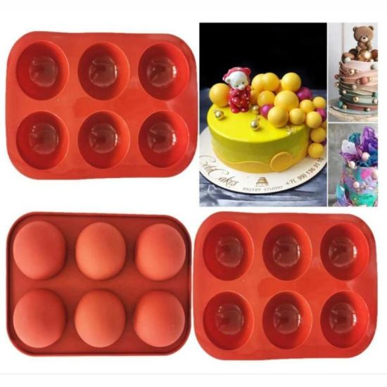 Easy Release Funny DIY Silicone Jelly Molds Ice Cube Molds