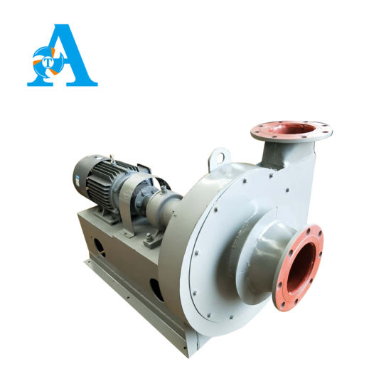 Low Price 9-19 High Pressure Centrifugal Fan Blower with High Wind Ventilation Exhaust Fan